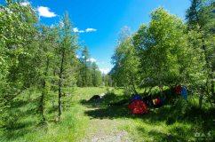 Camping in Bonachiesse